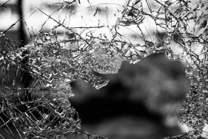 Damaged glass is common when you don't hire our movers Bayside NY