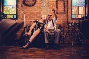 socializing in retirement