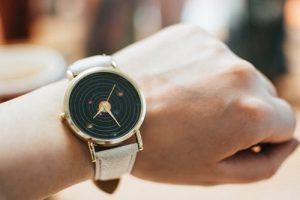 a nice wrist watch