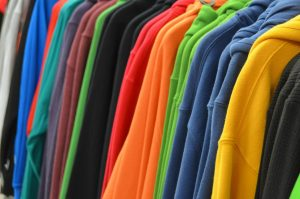 Storing winter clothing the right way retains their colors.
