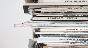 vinyls in climate controlled storage in NYC