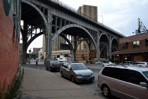 Cars in New York - having a car increases the costs of living alone in NYC