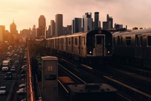 Queens as one of the Five Boroughs of NYC has its own train terminal