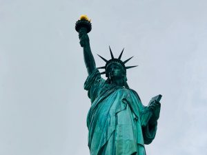 Statue of Liberty is something that all Five Boroughs of NYC are proud of