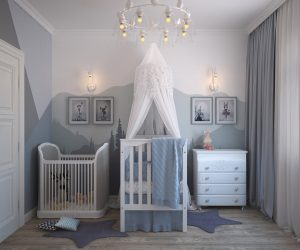 kids room as part of list for Pros and cons of moving to a smaller home