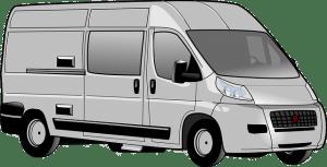 a minivan